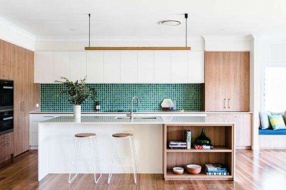 Stafford Heights Modern Kitchen